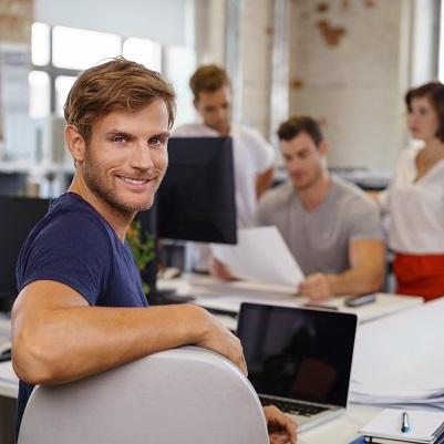 Existenzgründer, Existenzgründerin, Start-up, Existenzgründungsberatung